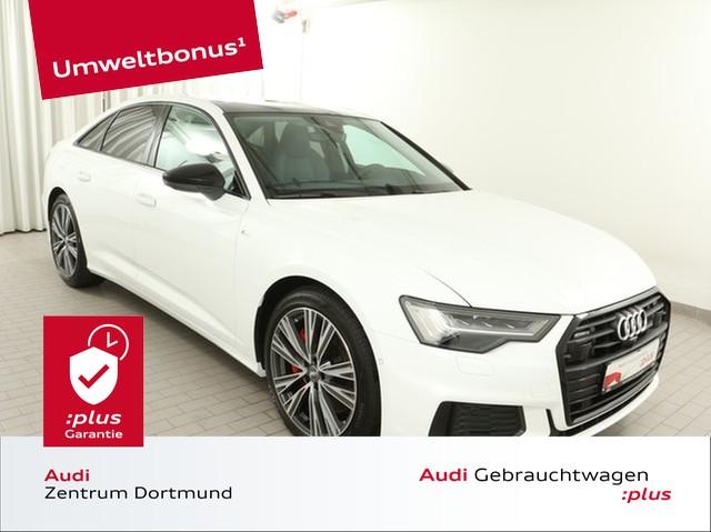 Audi A6 55 TFSIe qu. S line/S-Sitze/HDMatrix/ACC/Pano, Jahr 2020, Hybrid