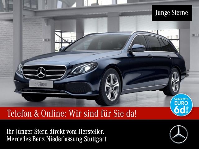 Mercedes-Benz E 220 d T 4M Avantgarde Stdhzg COMAND LED Kamera, Jahr 2019, Diesel