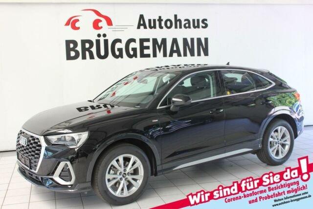 Audi Q3 SPORTBACK 35 TFSI S TRONIC S LINE NAVIPLUS LE, Jahr 2021, Benzin
