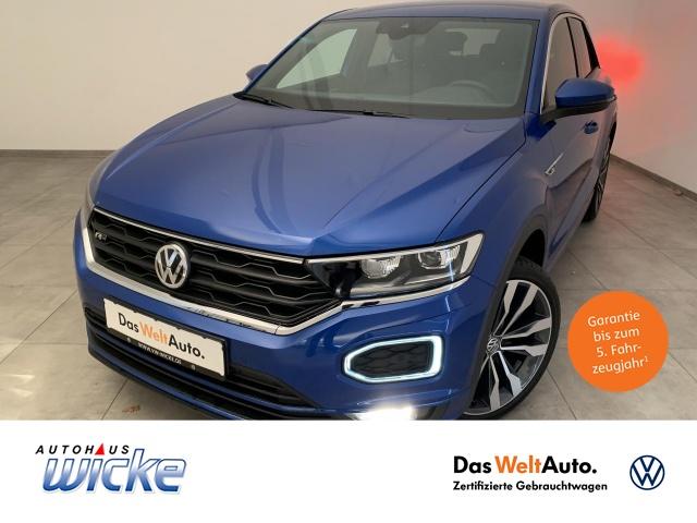 Volkswagen T-ROC 1.5 TSI Sport Navi ACC LED SHZ, Jahr 2020, Benzin