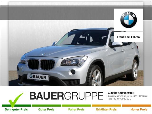 BMW X1 20d sDrive EfficientDynamics Edition Bluetooth, Jahr 2014, Diesel
