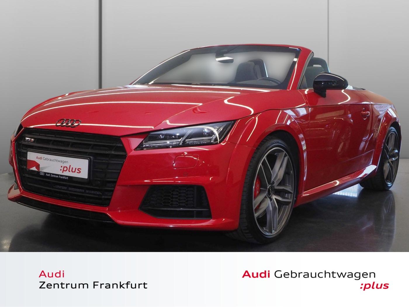 Audi TTS Roadster 2.0 TFSI quattro S tronic Navi LED, Jahr 2016, Benzin