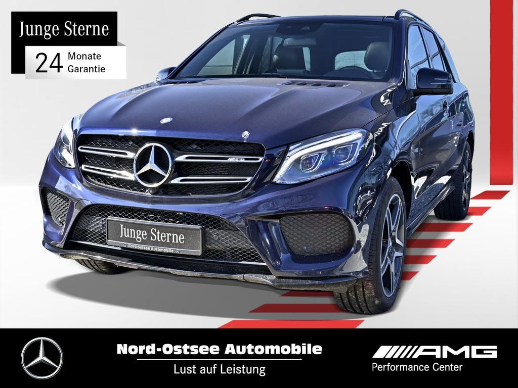 Mercedes-Benz GLE 43 AMG 4M Comand Pano Night Totwinkel 360°, Jahr 2016, Benzin