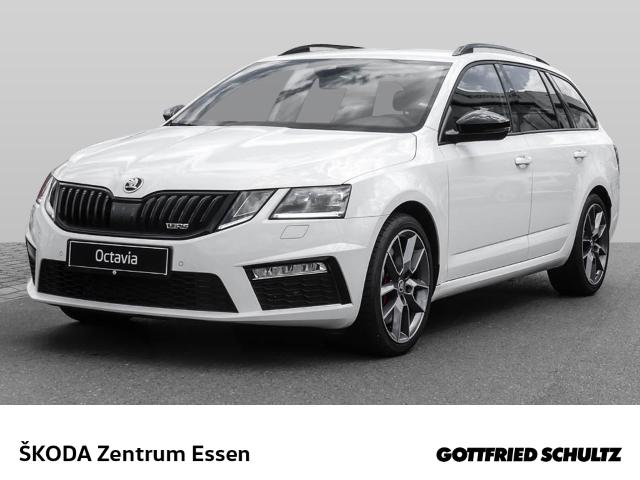 Skoda Octavia COMBI RS 2.0 TSI DSG Navi Einparkhilfe, Jahr 2019, Benzin