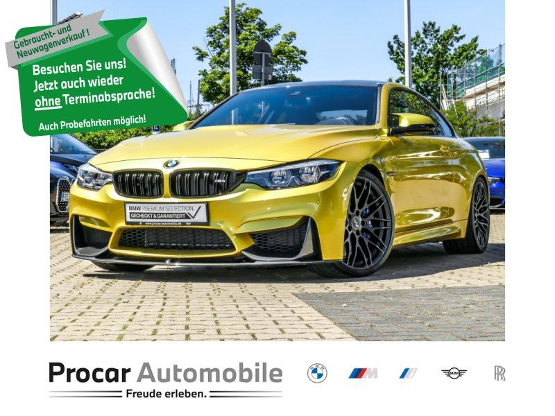 BMW M4 Competition H/K LED HUD NAVI PROF RFK 20, Jahr 2019, Benzin