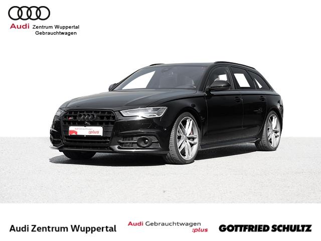 Audi S6 Avant 4.0TFSI PANO MATRIX ACC STANDHZG AHK LANE KAMERA DAB NAV SHZ GRA FSE MUFU PDC VO HI B, Jahr 2018, Benzin