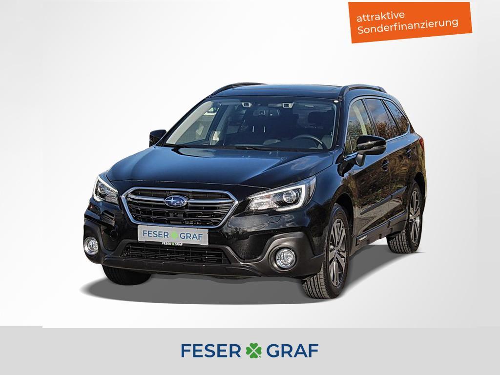 Subaru OUTBACK 2.5i Aut. 4x4 Sport/LED/Navi/Glasdach, Jahr 2018, Benzin