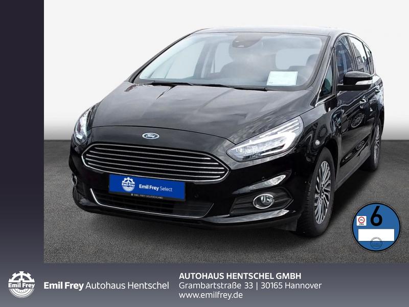 Ford S-Max 2.0 EcoBlue Bi-Turbo Aut. Titanium, Jahr 2019, Diesel