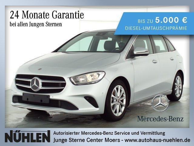 Mercedes-Benz B 180 Progressive+Sitzhzg.+Park-Assist.+Autom., Jahr 2019, Benzin