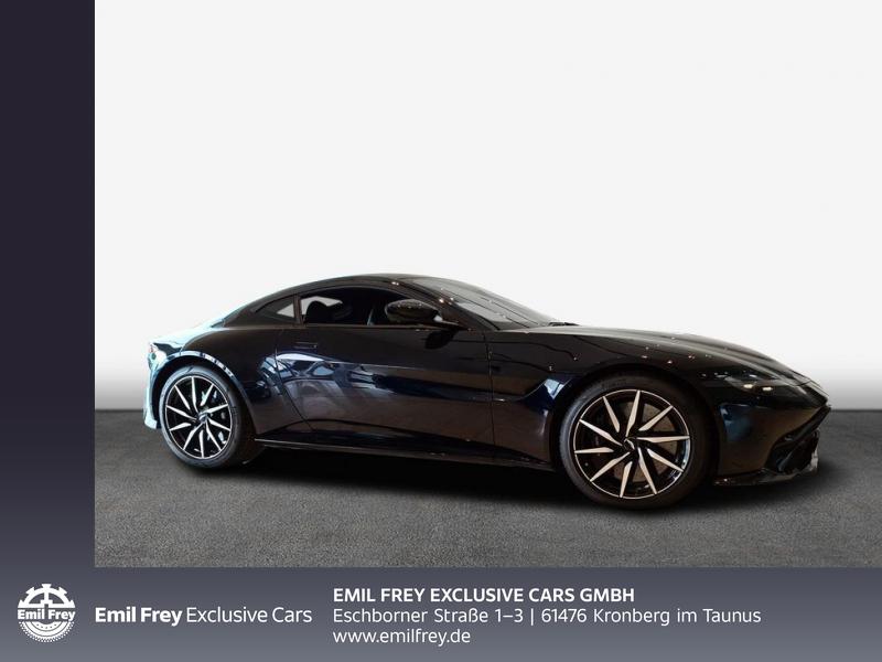 Aston Martin V8 Vantage Coupe, Jahr 2020, Benzin