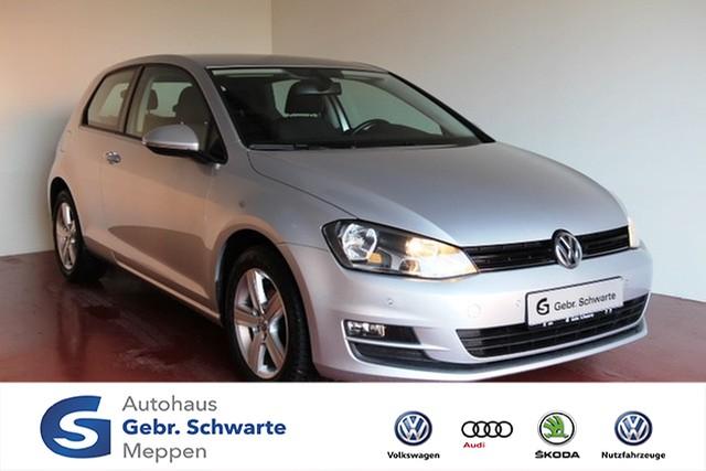 Volkswagen Golf VII 1.2 TSI Comfortline Rückfahrkamera, Jahr 2013, petrol