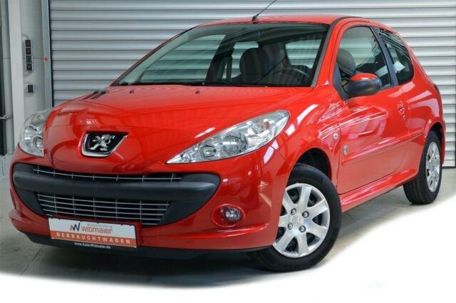 Peugeot 206+ 75 Generation -- HU neu/ Klima/ Winterräder, Jahr 2012, Benzin