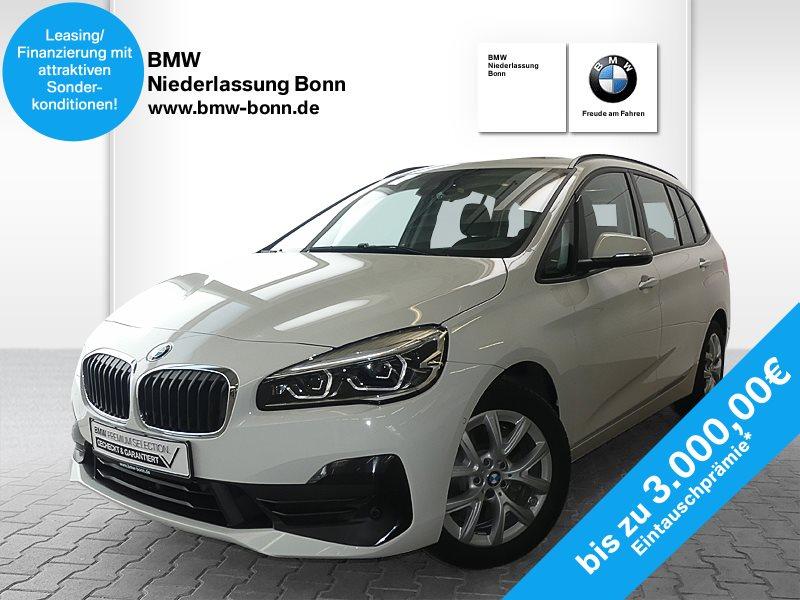 BMW 220d xDrive Gran Tourer Advantage, Jahr 2019, Diesel