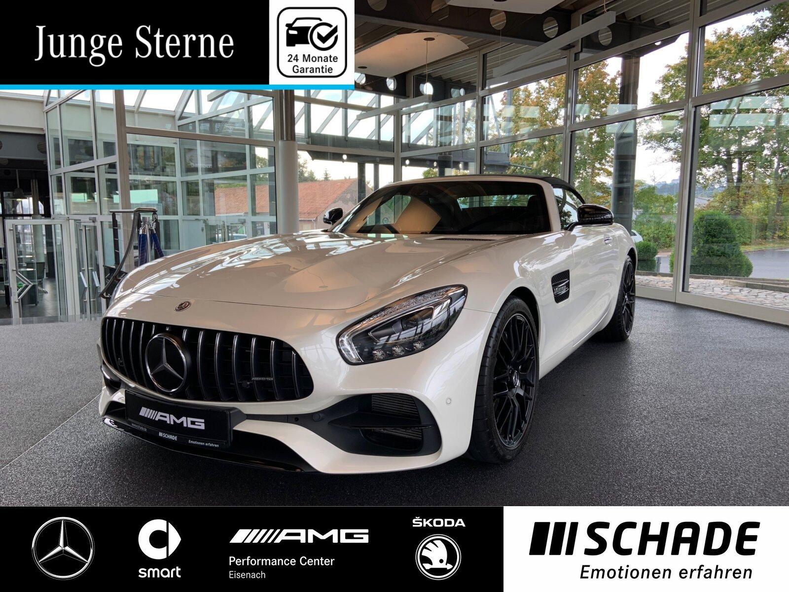 Mercedes-Benz AMG GT Roadster Comand*Burmester*Kamera Autom., Jahr 2017, Benzin