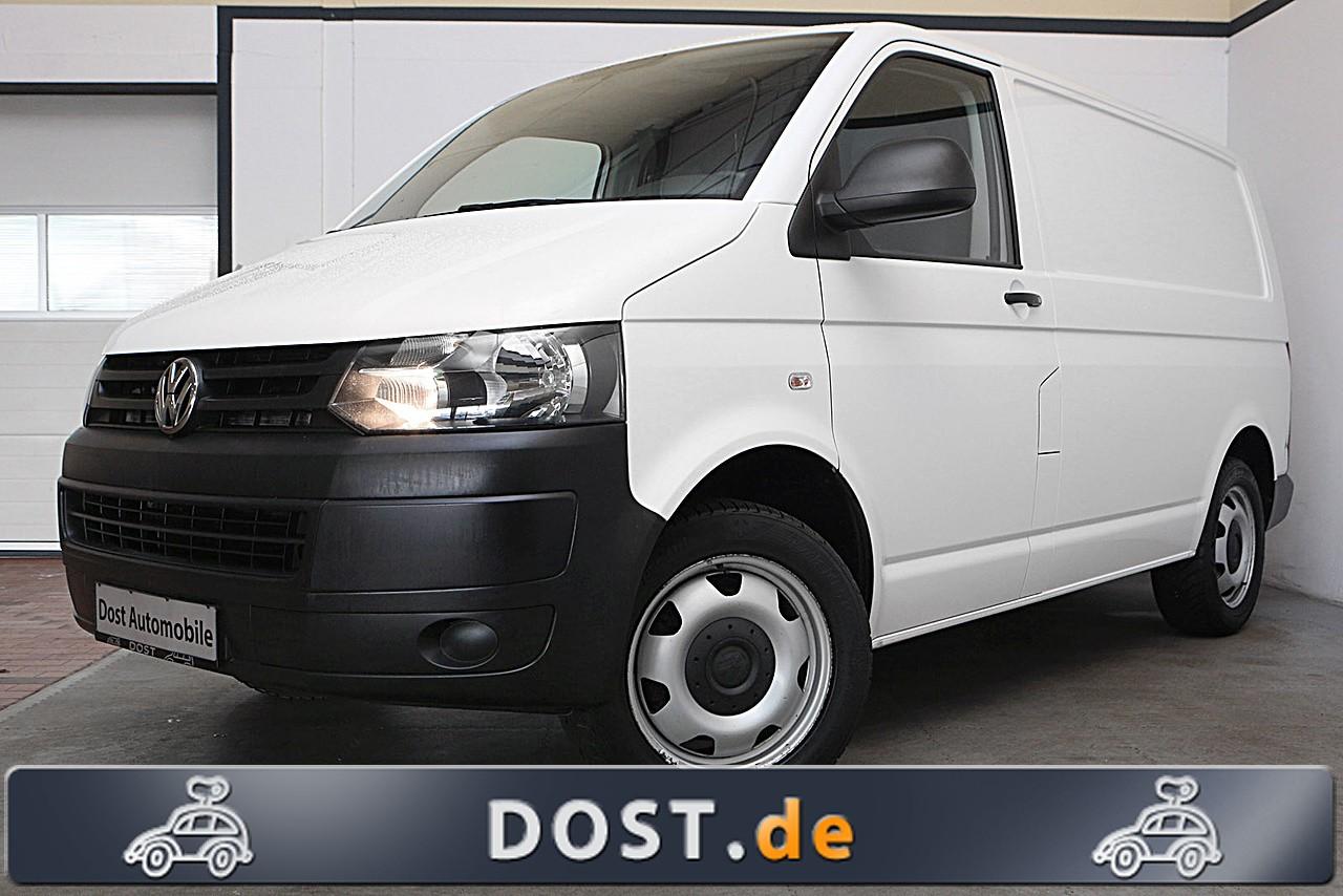 Volkswagen T5 Transporter Kasten KR, 2.0 TDI, 5-Gang Klima, Jahr 2013, Diesel