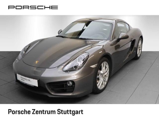 Porsche Cayman 2.7 PDLS PCM-Navigation 19-Zoll, Jahr 2015, Benzin