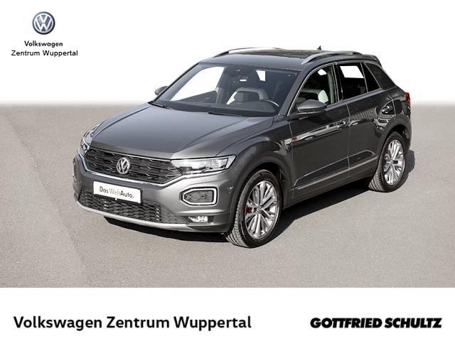 Volkswagen T-Roc 2,0 TSI Sport DSG 4M LED NAVI SHZ DAB PDC, Jahr 2018, Benzin