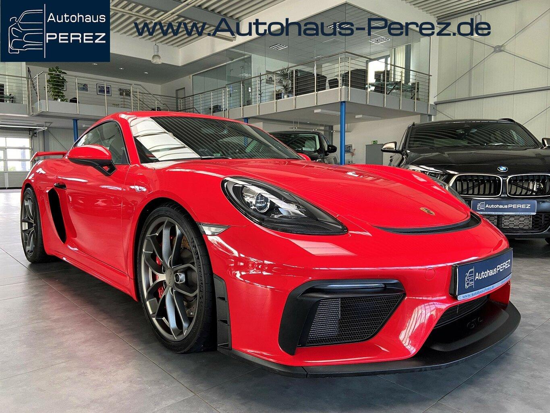 Porsche 718 finanzieren