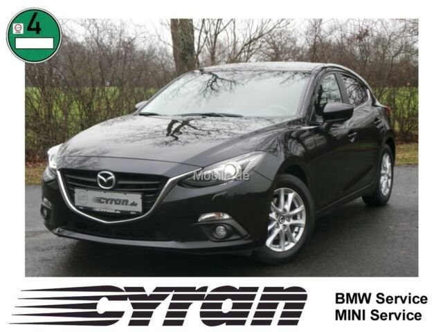 Mazda 3 SKYACTIV-G 120 Center-Line, Jahr 2013, Benzin