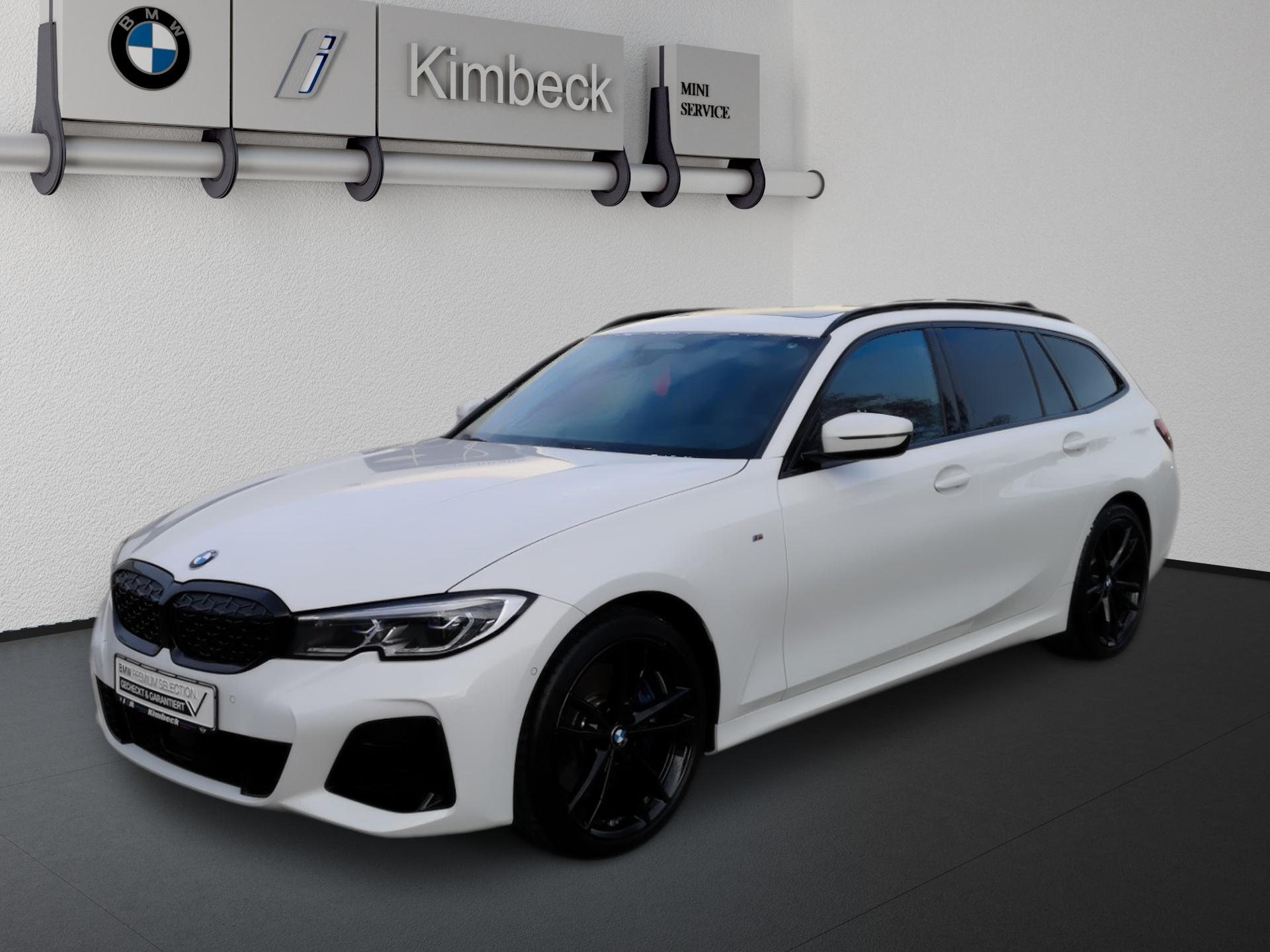 BMW M340i xDrive Laser Headup AHK ACC Panorama, Jahr 2020, Benzin