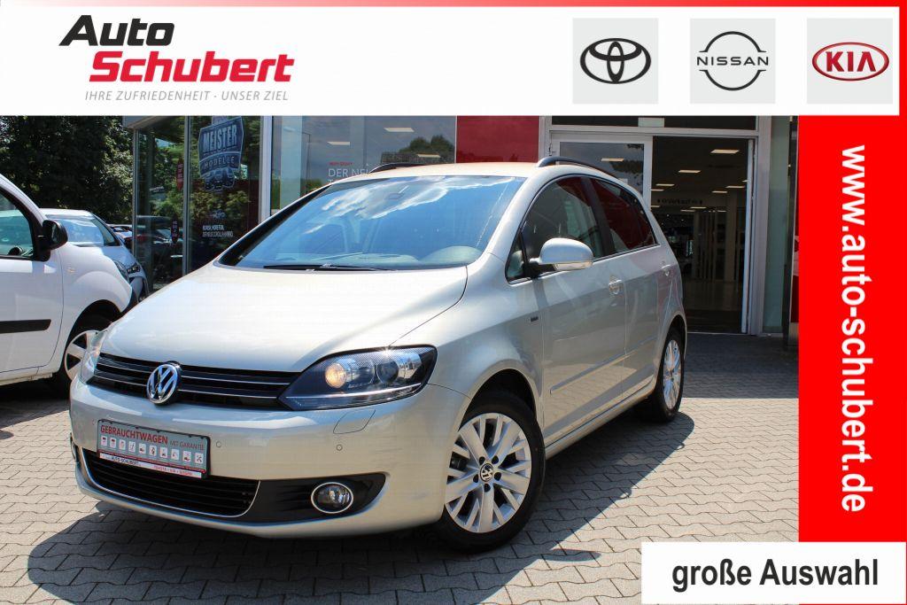 Volkswagen Golf Plus 1.2 TSI DSG Life+7-Gangautomatik+Navi+Xenon, Jahr 2013, Benzin