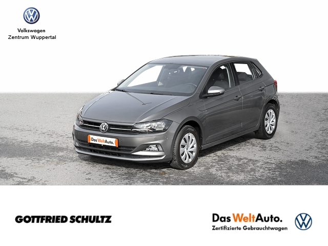 Volkswagen Polo 1 0 NAVI SHZ PDC KLIMA ZV E-FENSTER, Jahr 2018, Benzin