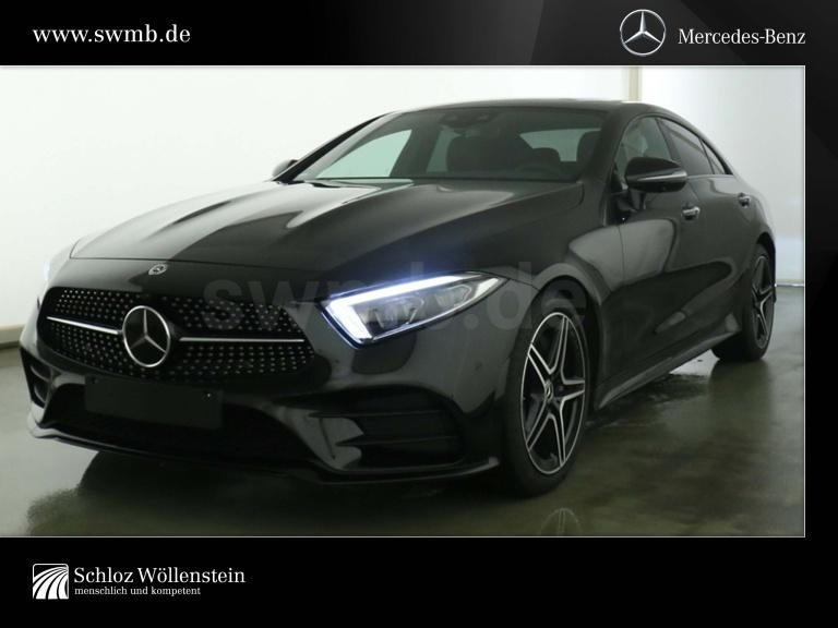 Mercedes-Benz CLS 300 d Comand/Fahrassist./360°/Night/LED, Jahr 2020, Diesel