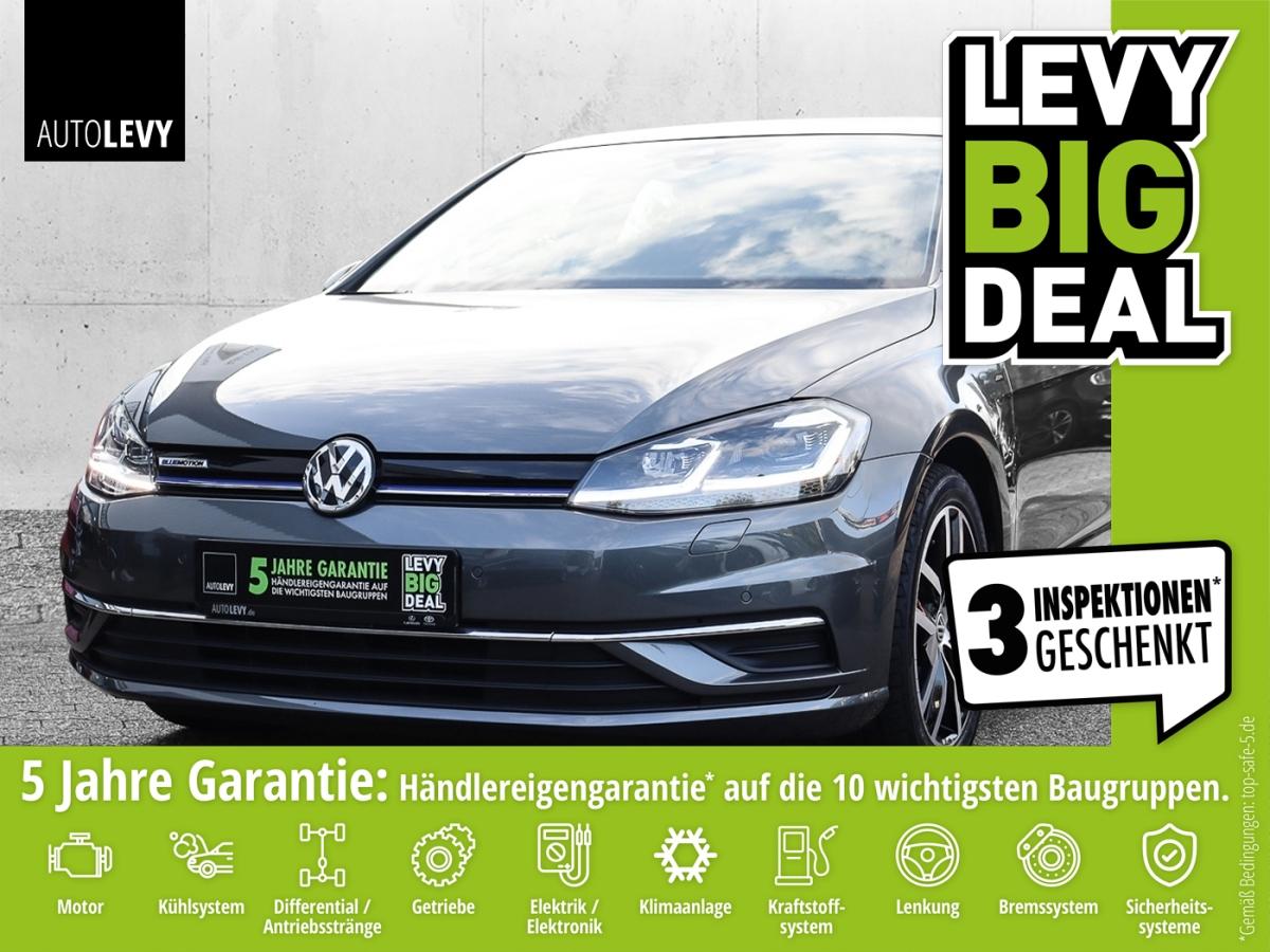 Volkswagen GOLF VII 1.5 TSI JOIN *PDC*LED*NAVI*CARPLAY&AA*, Jahr 2018, Benzin