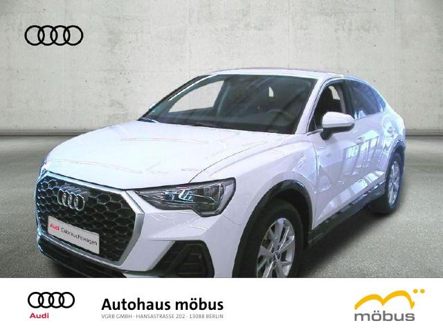 Audi Q3 Sportback 35 TFSI *S-TRO*KLIM*AVC*DAB*BT*AHZ*, Jahr 2020, Benzin