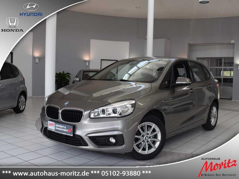 BMW 2er Active Tourer 218i *MIT NAVI & MEHR*, Jahr 2016, Benzin