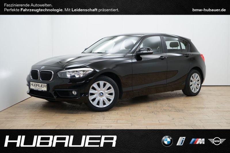 BMW 118d 5-Türer [Advantage, Navi, SHZ, PDC hi.], Jahr 2016, Diesel
