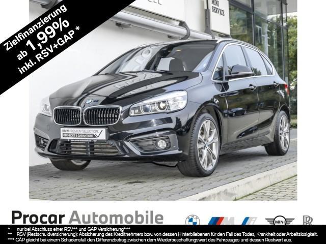 BMW 218 Active Tourer Klima Navi LED PDC, Jahr 2015, Diesel