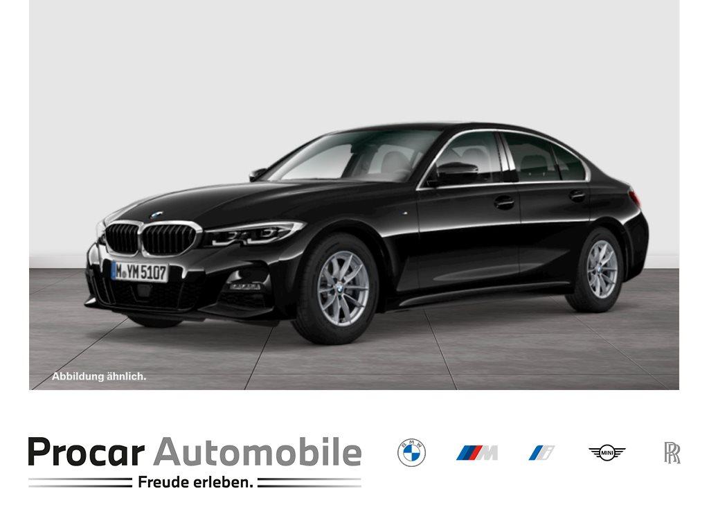 BMW 320d M Sport LED DAB HiFi ParkAss Adapt.Tempomat Memory, Jahr 2021, Diesel