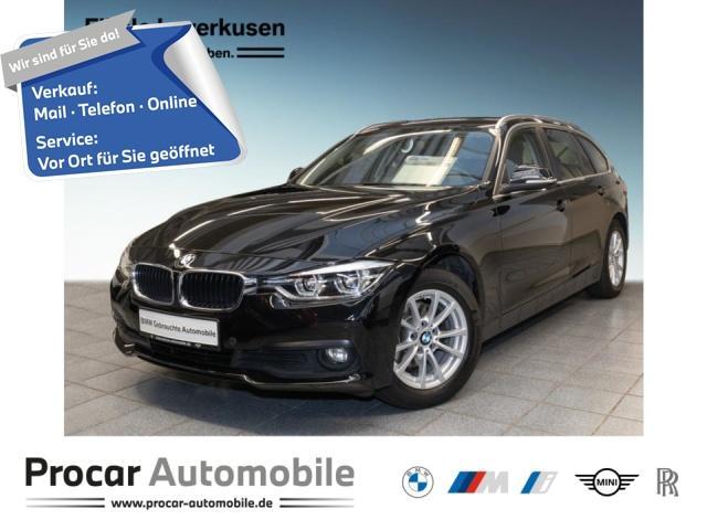 BMW 318d Touring Advantage Aut. Navi Business PDC LM, Jahr 2017, Diesel