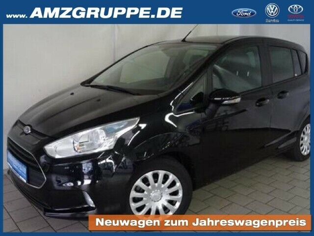 Ford B-Max 1.0 EB SyncEdition Winterpaket+Bluetooth, Jahr 2013, Benzin