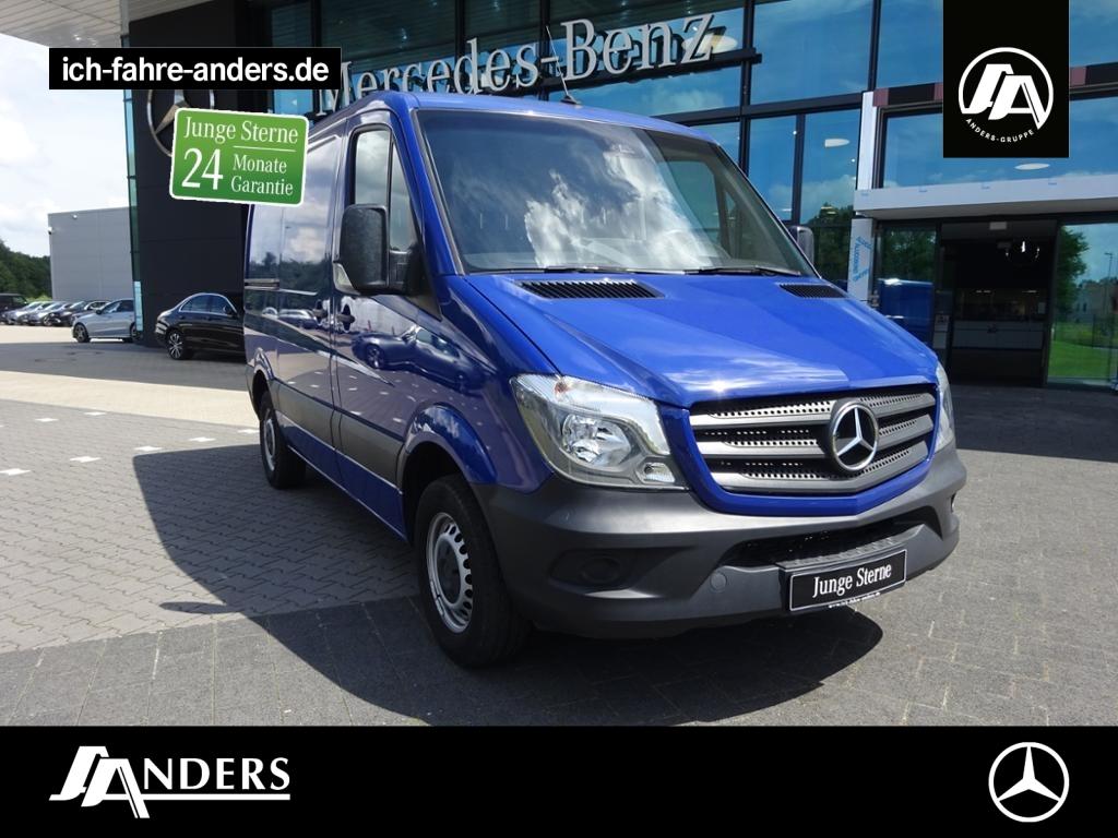 Mercedes-Benz Sprinter 211 KA/ L1H1 Navi*AHK*Fahrass-Parket*, Jahr 2017, Diesel