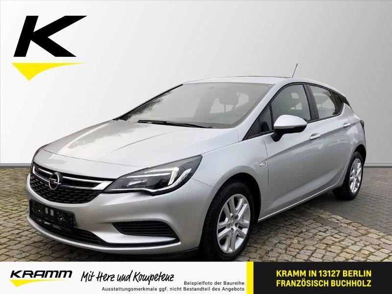 Opel Astra Edition 1.6 CDTI LED-Tagfahrlicht Multif.Lenkrad NR, Jahr 2018, Diesel