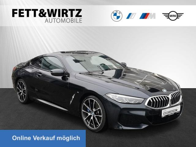 BMW 840d xDrive Coupe M-Sport Laser ACC Standh 20''LM, Jahr 2020, Diesel