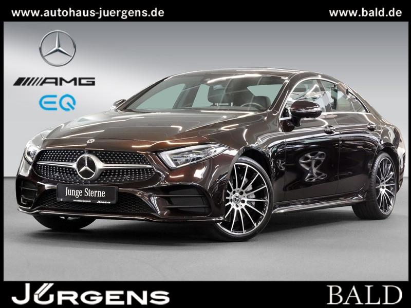 Mercedes-Benz CLS 400 d 4M AMG-Sport/Comand/Wide/SHD/360/Memo, Jahr 2018, Diesel