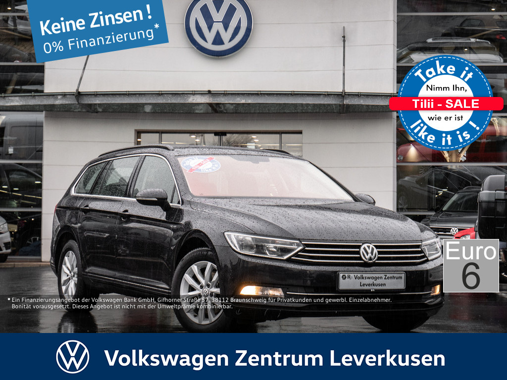 Volkswagen Passat, Jahr 2015, Diesel