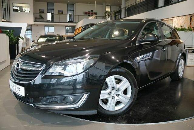 Opel Insignia 2.0 CDTI Edition S/S Navi Shzg Temp PPS, Jahr 2015, diesel