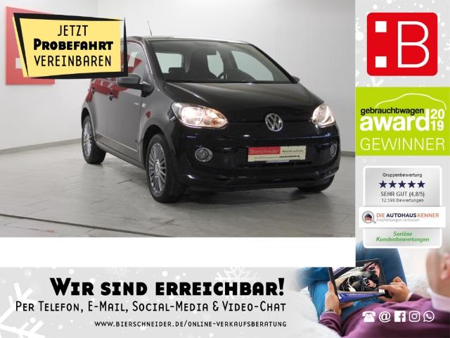 Volkswagen up! 1.0 Cheer Up 14 KLIMA SHZ, Jahr 2014, Benzin