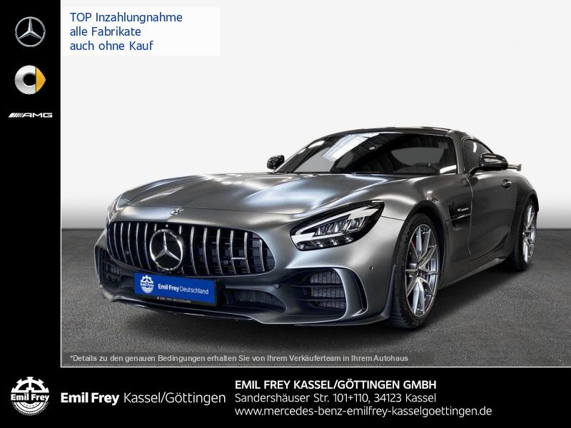 Mercedes-Benz AMG GT R PerfSitze+Distro+HiFi+designo magno, Jahr 2019, Benzin