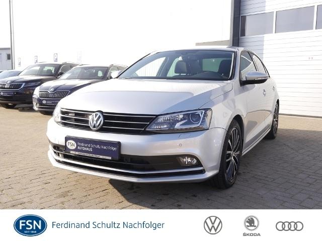 Volkswagen Jetta 2.0 TDI Navi Xenon Tempomat Klima PDC, Jahr 2014, Diesel