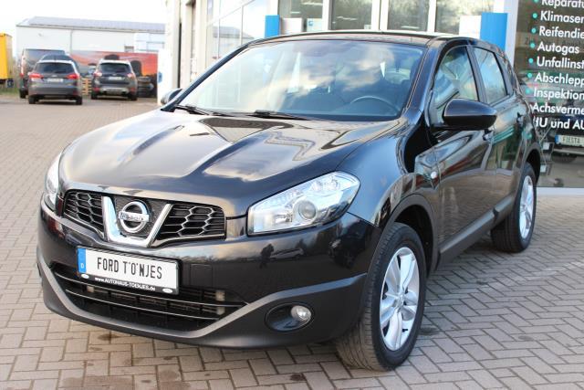 Nissan Nissan Qashqai 1.5 dci Acenta, Jahr 2013, diesel