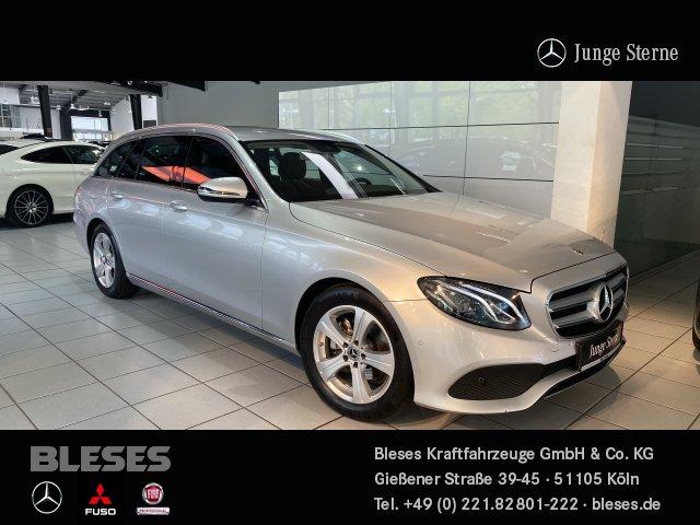 Mercedes-Benz E 220 d T-Modell AVANTGARDE +Kamera+LED+Garmin+, Jahr 2017, Diesel