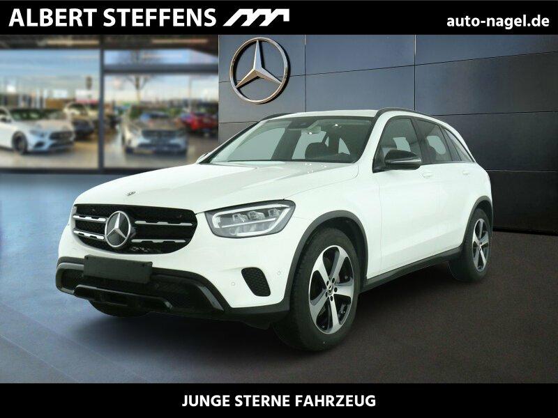 Mercedes-Benz GLC 200 4MATIC MBUX+LED+SHZ+Kamera+ Navi/Autom., Jahr 2019, Benzin