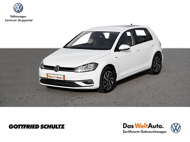 Volkswagen Golf 1 6 TDI JOIN NAVI SHZ PDC LM ZV E-FENSTER, Jahr 2018, Diesel
