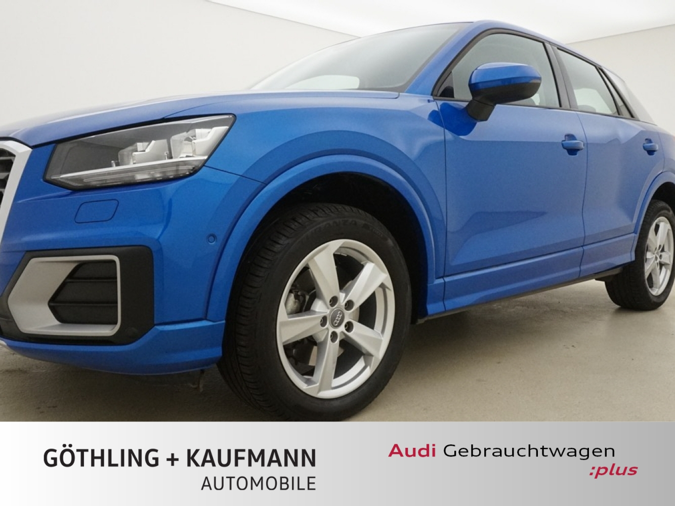 Audi Q2 1.4 TFSI Sport S tro.110kW*ACC*Kamera*Navi*Bl, Jahr 2017, Benzin
