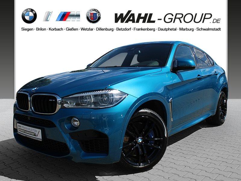 BMW X6 M 1Hd,Surrview,HUD,DrAss,RFK,NaviProf, Jahr 2017, Benzin